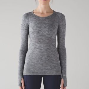 Tops - Lululemon Swiftly Tech Long Sleeve Top